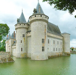 Get network security as robust as this castle and moat...