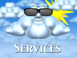 The future of cloud services is bright...